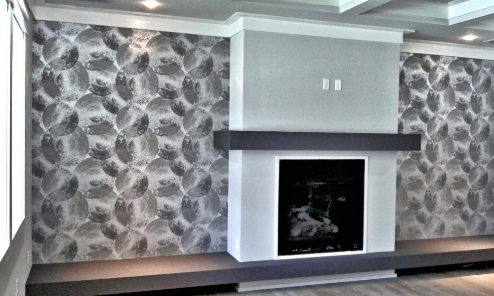 Wallpaper installer canada